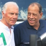 Carlos Alberto   - friend of Franz Beckenbauer