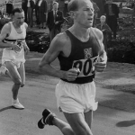 Photo from profile of Emil Zátopek