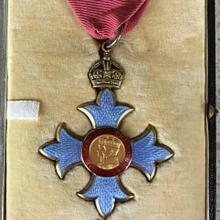 Award Order of the British Empire