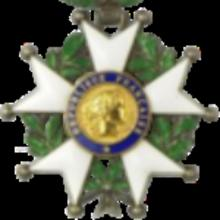 Award Order of the Legion of Honor (2003)