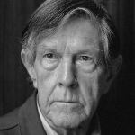 John Cage - colleague of Alison Knowles