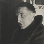 Marcel Duchamp - colleague of Alison Knowles