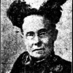 Mary Harriett Griffith   - Sister of Samuel Walker Griffith