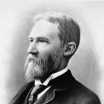 Photo from profile of Samuel Walker Griffith