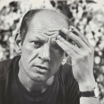 Jackson Pollock - colleague of Karl Schrag