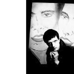 Photo from profile of Ian Curtis