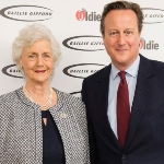 Mary Fleur (née Mount)  - mother of David Cameron