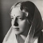 Vijaya - mother of Nayantara Sahgal