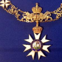 Award Order of St Michael and St George