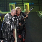 Photo from profile of Rob Halford