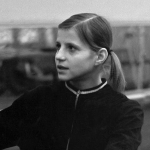 Photo from profile of Olga Korbut