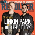 Achievement Mike Shinoda and Chester Bennington appear on the cover of Revolver Magazine. of Chester Bennington