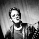 Lou Reed  - colleague of Richard Hall