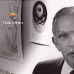 Photo from profile of William Bernbach