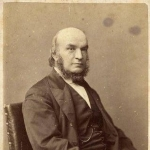 Photo from profile of John Couch Adams