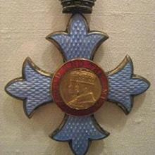 Award Commander of the Order of the British Empire