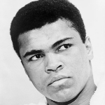 Muhammed Ali  - colleague of Larry Holmes