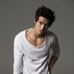 Photo from profile of Charles Melton