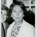 Marguerite Lwoff - Spouse of André Lwoff
