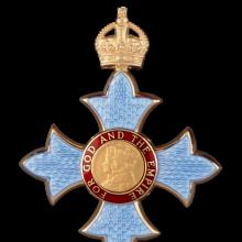 Award Officer of the Order of the British Empire