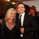 Elizabeth McAvoy - mother of James McAvoy