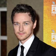 James McAvoy's Profile Photo