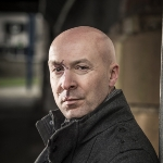 Photo from profile of Christopher Brookmyre