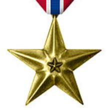 Award Bronze Star Medal