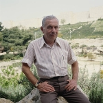 Photo from profile of Yehuda Amichai