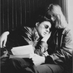 Photo from profile of Stieg Larsson