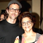 Pinky Roshan - Mother of Hrithik Roshan