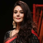 Preity Zinta - colleague of Hrithik Roshan