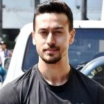 Tiger Shroff - colleague of Hrithik Roshan