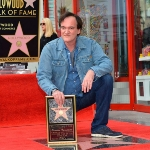 Achievement In December 2015, Tarantino received a star on the Hollywood Walk of Fame for his contributions to the film industry. of Quentin Tarantino