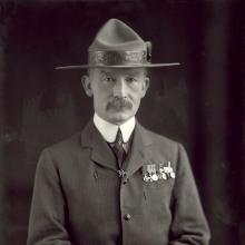 Robert Baden Powell February 22 1857 January 8 1941