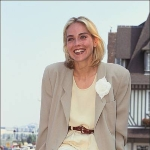Photo from profile of Sharon Stone