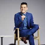 Photo from profile of Rami Malek