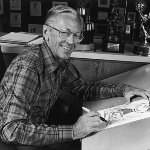 Photo from profile of Charles Schulz