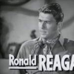 Photo from profile of Ronald Reagan