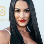 Nikki Bella - ex-girlfriend of John Cena