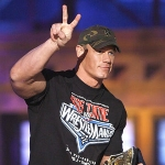 Photo from profile of John Cena