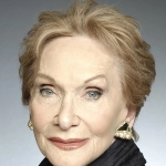 Siân Phillips - ex-wife of Peter O'Toole