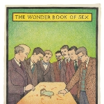 Achievement 'The Wonder Book of Sex, How to Do It' by Baxter was purchased for $6,137 at Christie's in London in 2019. of Glen Baxter