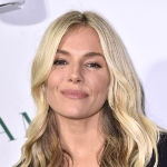 Sienna Miller - ex-fiancée of Jude Law