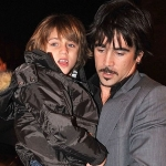 James Padraig Farrell - Son of Colin Farrell