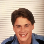 Photo from profile of Rob Lowe