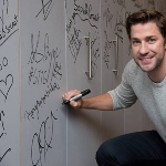 Photo from profile of John Krasinski