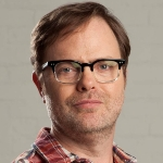 Rainn Wilson - Friend of John Krasinski