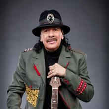 Carlos Santana's Profile Photo