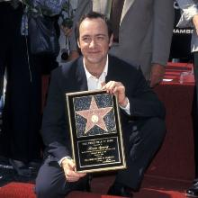 Award Spacey's star on the Hollywood Walk of Fame
